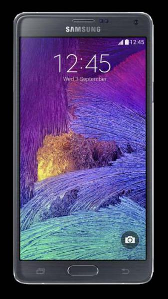 Samsung Galaxy Note 4 N910C black