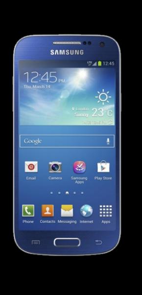 Samsung Galaxy S4 Mini Duos Blue