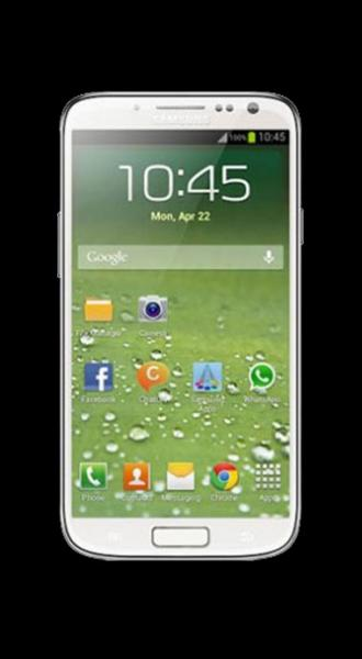 Samsung Galaxy S4 Mini Duos White