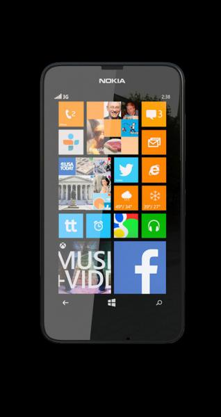 Nokia Lumia 630 Single SIM Black