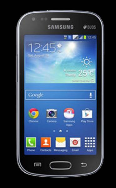 Samsung Galaxy S Duos 2 Black